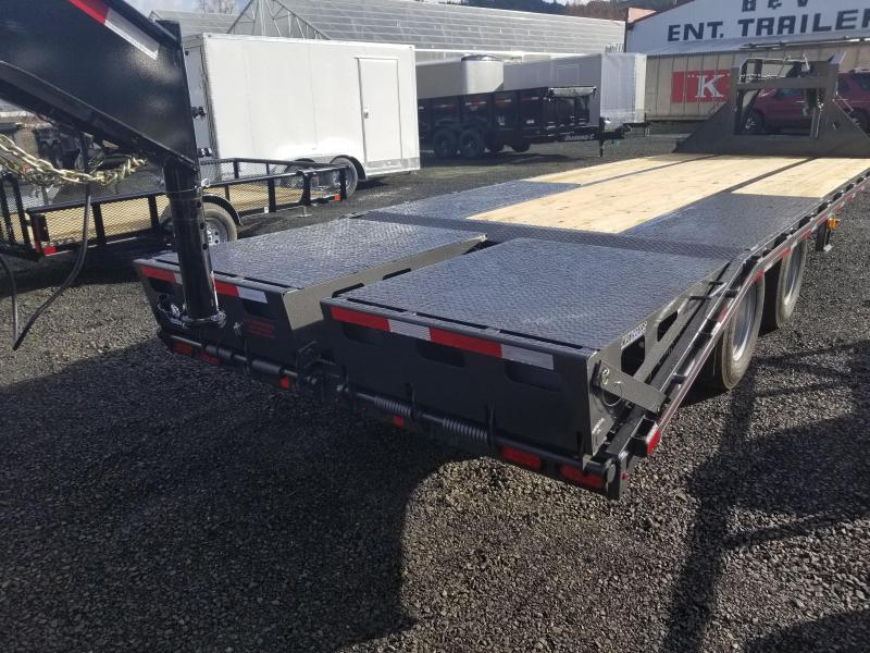 2018 Diamond C Trailers FMAX210 GOOSENECK FLATBED ENGINEERED FRAME RAMPS J11981215