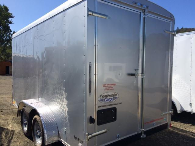 2018 7x14 Continental Cargo Trailer JF710257