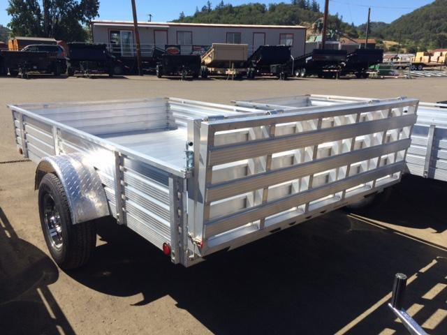 2017 Premier Plus 5x10 Aluminum Box Trailer HN739657