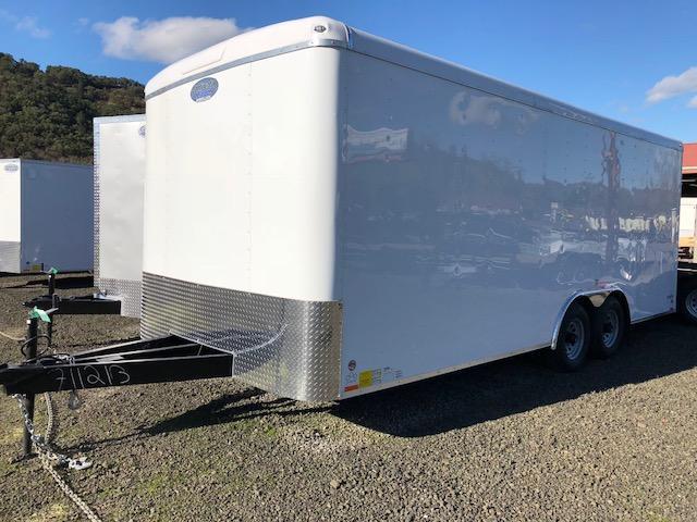 2018 8.5x20 Continental Cargo Trailer JF711213