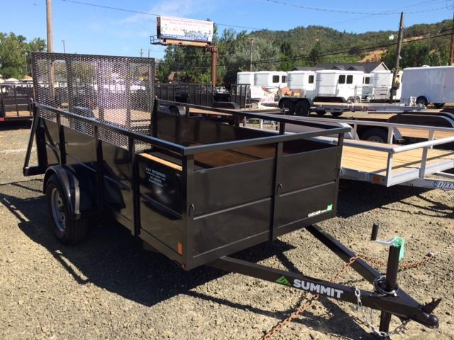 2017 Summit 5x10 Box Trailer H1001868