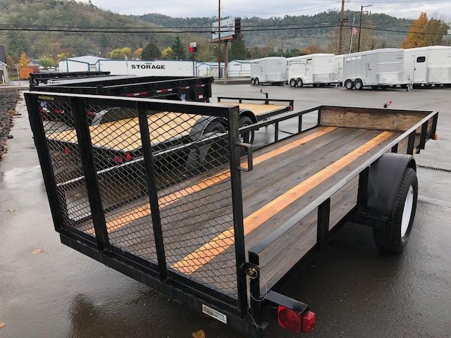 2004 Big Tex 5x12 Utility Trailer 41A17408
