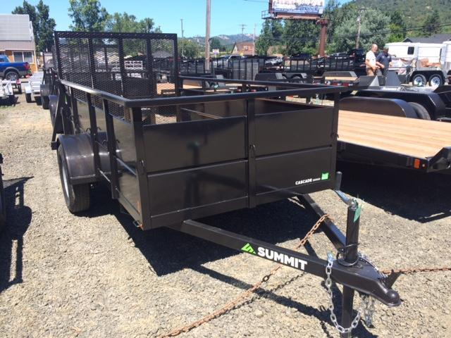 2017 Summit 5x10 Box Trailer H1001351