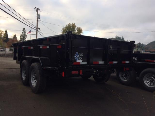 "2018 Diamond C 82""x14 Dump Trailer J1194168"