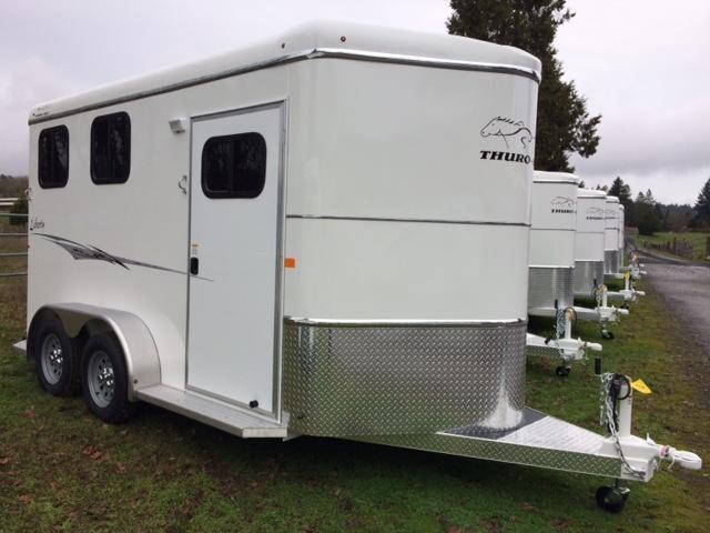 2018 Thuro-Bilt 2H Liberty Horse Trailer JR180082