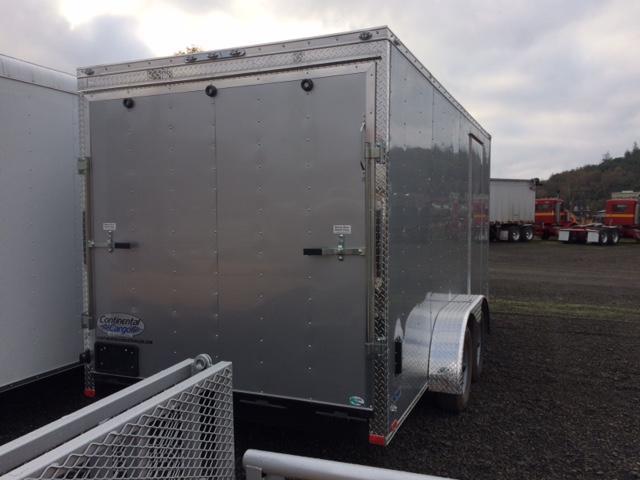 2018 7x16 Continental Cargo Trailer JF711253