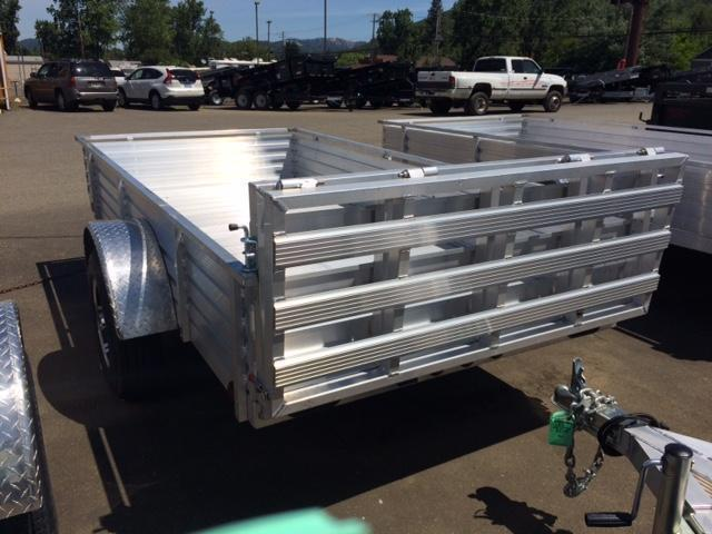 2017 Premier Plus 5x10 Deluxe Aluminum Box Trailer HN739900