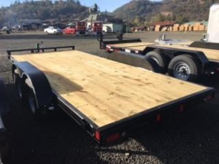 "2018 Diamond C 83""x16 Car Hauler Flatbed Trailer J1193853"