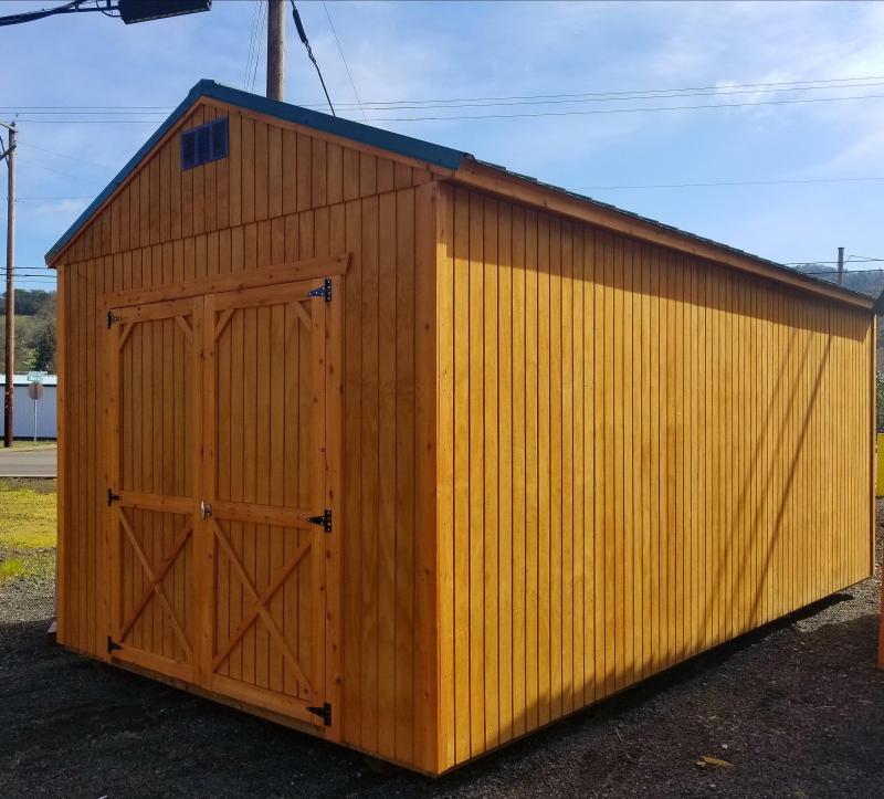 2018 OLD HICKORY UTILITY SHED BUILDING 10X20