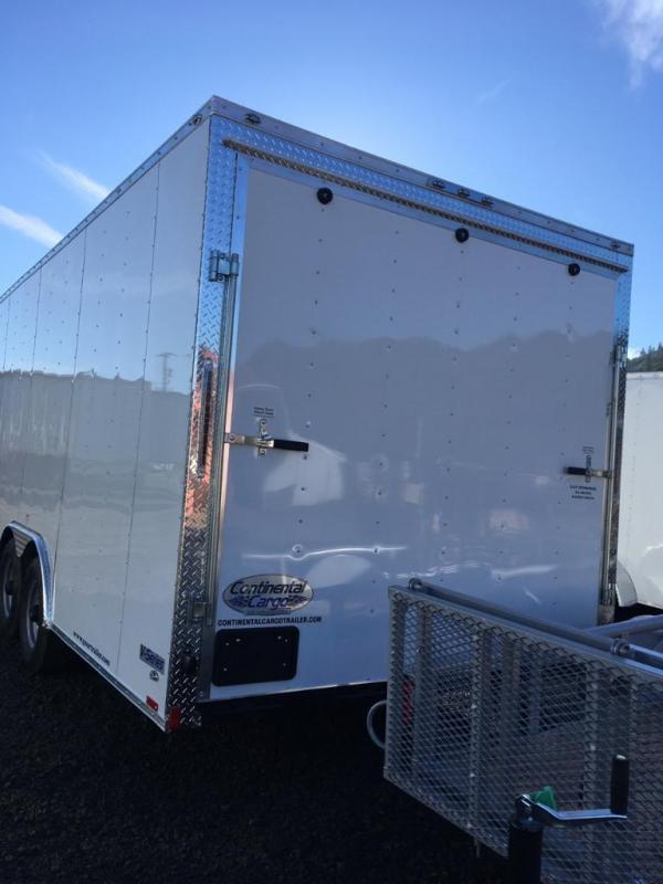 2018 8.5x22 Continental Cargo Trailer JF711808