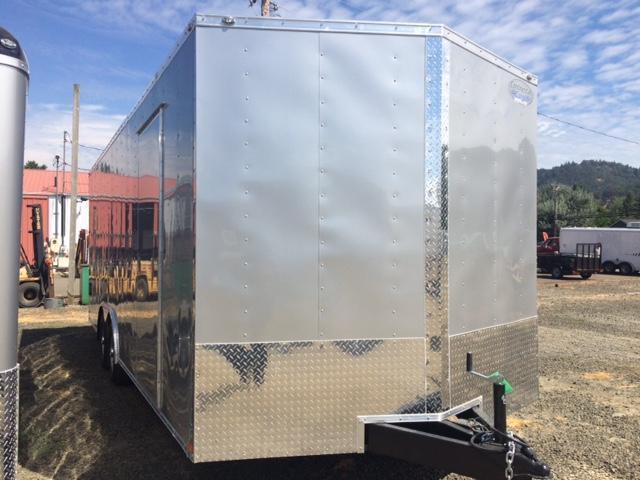 2017 8.5x22 Continental Cargo Trailer JF710021