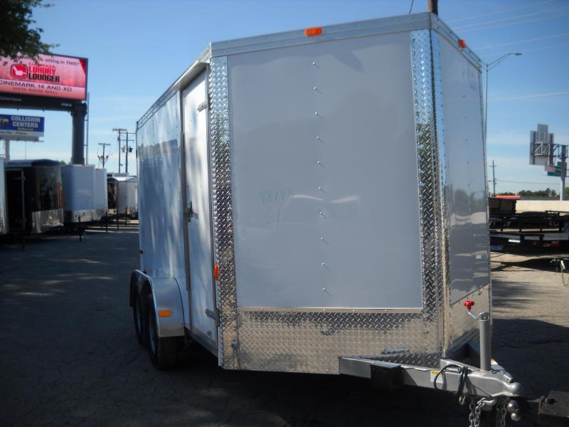 2017 Cargo Craft V7152 Enclosed Cargo Trailer