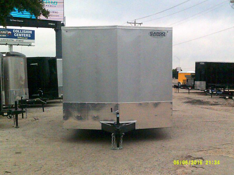 2020 Cargo Express CSABA8.5X16TE3FE Enclosed Cargo Trailer