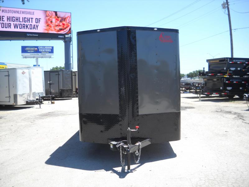 2018 Cargo Craft 7X16 Enclosed Cargo Trailer