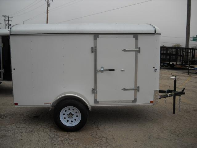 2017 Carry-On 5X10CGR Enclosed Cargo Trailer