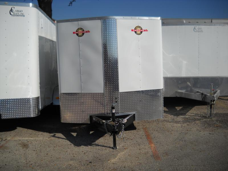 2018 Carry-On 7X14CGBN Enclosed Cargo Trailer