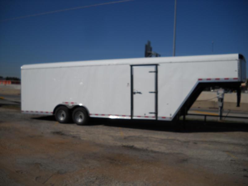 2017 Cargo Craft GN-85322 Enclosed Cargo Trailer