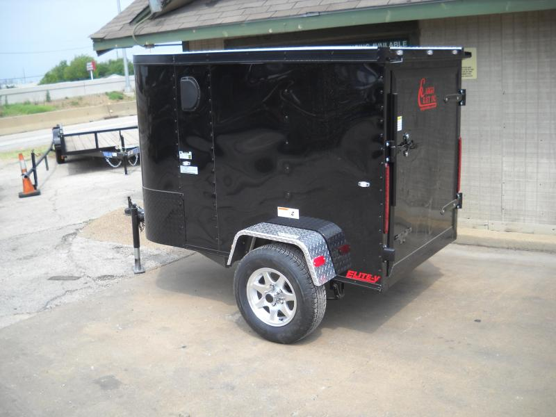 2017 Cargo Craft EV-471 Enclosed Cargo Trailer
