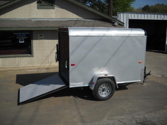 2017 Cargo Craft EXPLORER-581 Enclosed Cargo Trailer