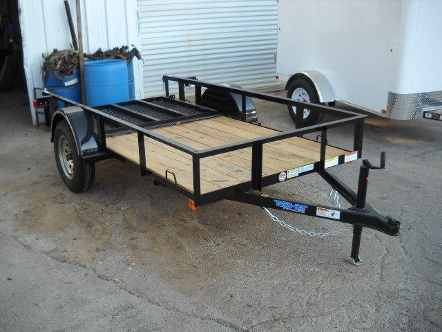 2018 Top Hat Trailers 5X10 Utility Trailer