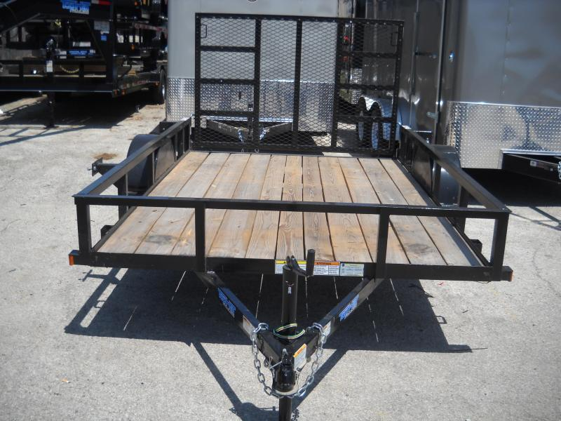 2018 Top Hat Trailers 6.5X10 Utility Trailer