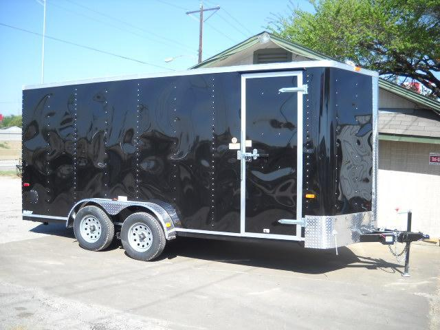 2017 Cargo Craft EV-7182 Enclosed Cargo Trailer