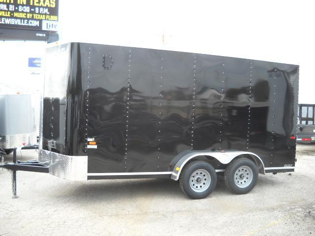 2017 Cargo Craft EV-7162 Enclosed Cargo Trailer