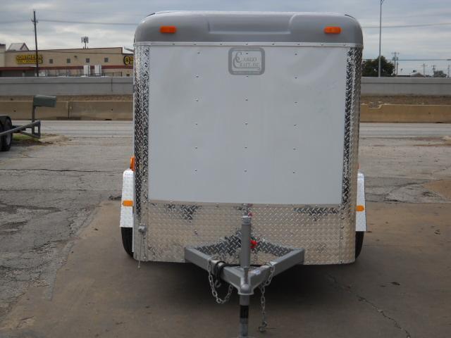 2017 Cargo Craft XP581 Enclosed Cargo Trailer