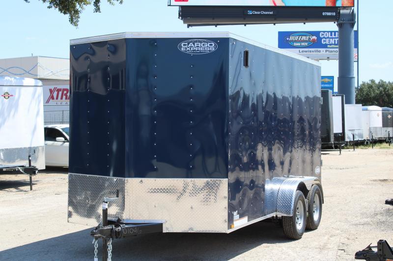 2020 Cargo Express CSCBA7.0X14TE2FE Enclosed Cargo Trailer
