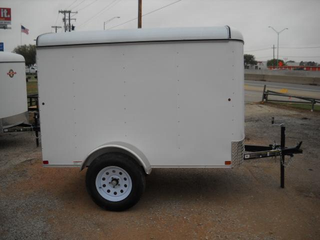 2017 Carry-On 5X8CGR Enclosed Cargo Trailer
