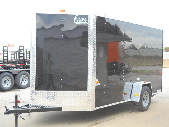 2017 Cargo Craft V6151 Enclosed Cargo Trailer