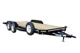 2019 Top Hat Trailers 7X18 Car / Racing Trailer