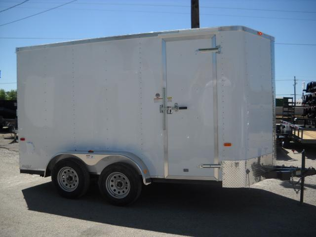2017 Cargo Craft EV-7142 Enclosed Cargo Trailer