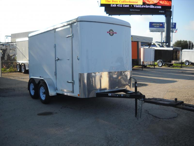 2017 Carry-On 6X12CGR7K Enclosed Cargo Trailer