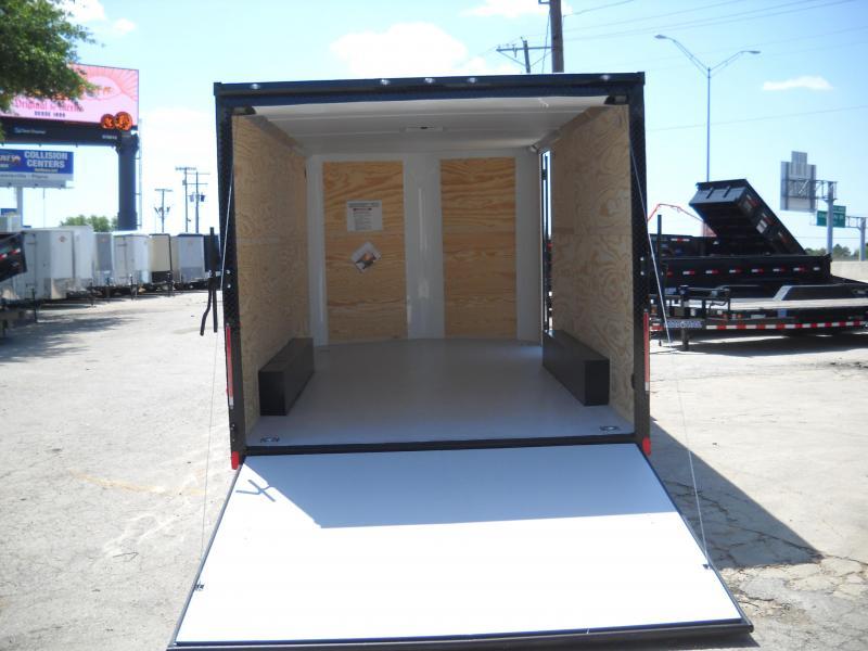 2018 Cargo Craft 8.5x18 Enclosed Cargo Trailer