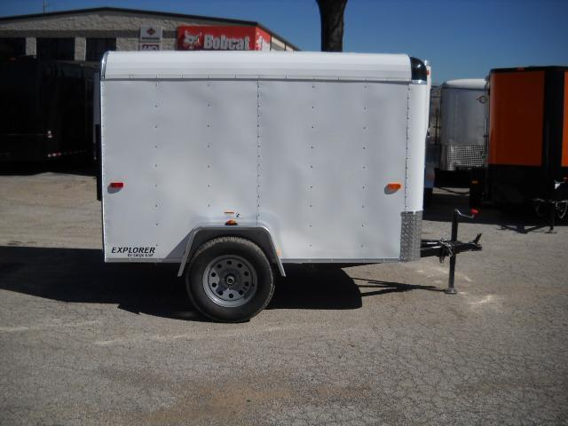 2017 Cargo Craft ES581 Enclosed Cargo Trailer