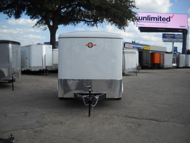 2018 Carry-On 7x12CGR Enclosed Cargo Trailer