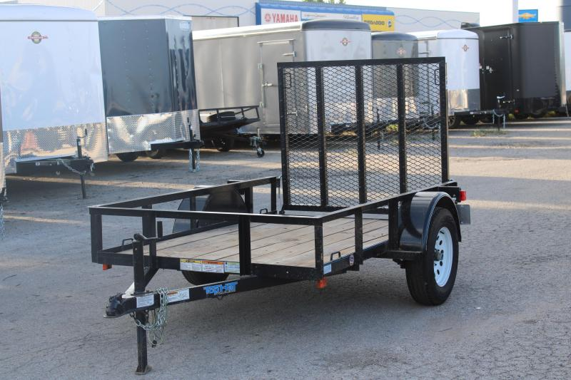 2018 Top Hat Trailers 80X Utility Trailer