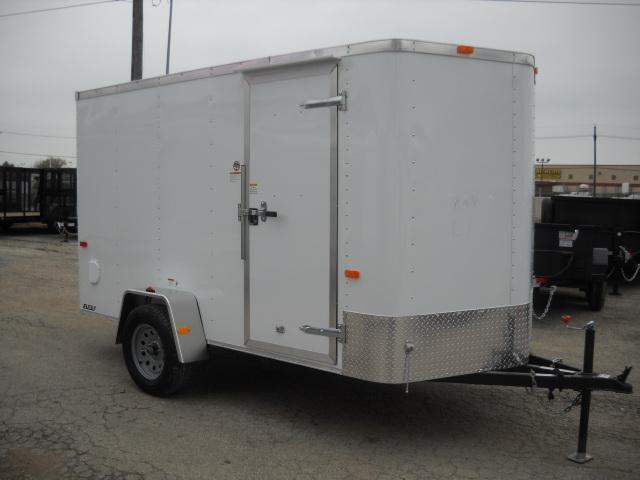 2017 Cargo Craft EV-6121 Enclosed Cargo Trailer