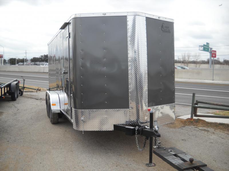 2018 Cargo Craft EV-7182 Enclosed Cargo Trailer