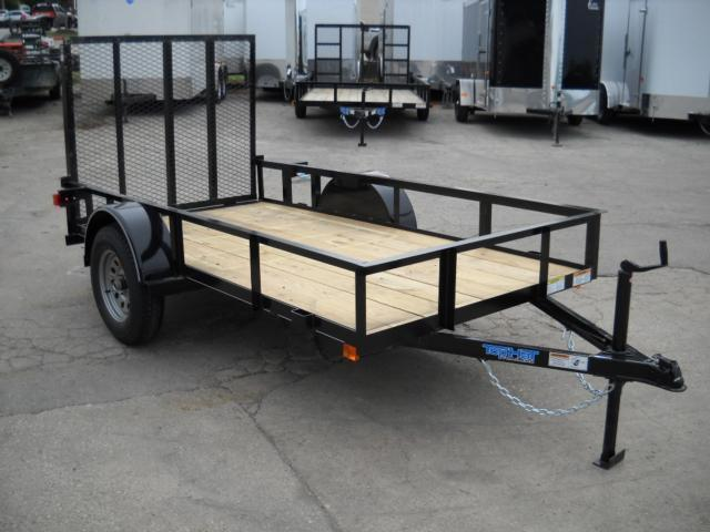 2018 Top Hat 5X12 Utility Trailer