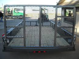 2018 Top Hat 7x20 Pipe-Top Utility Trailer