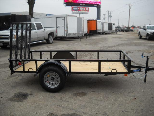 2017 Top Hat Trailers X10X529C Utility Trailer