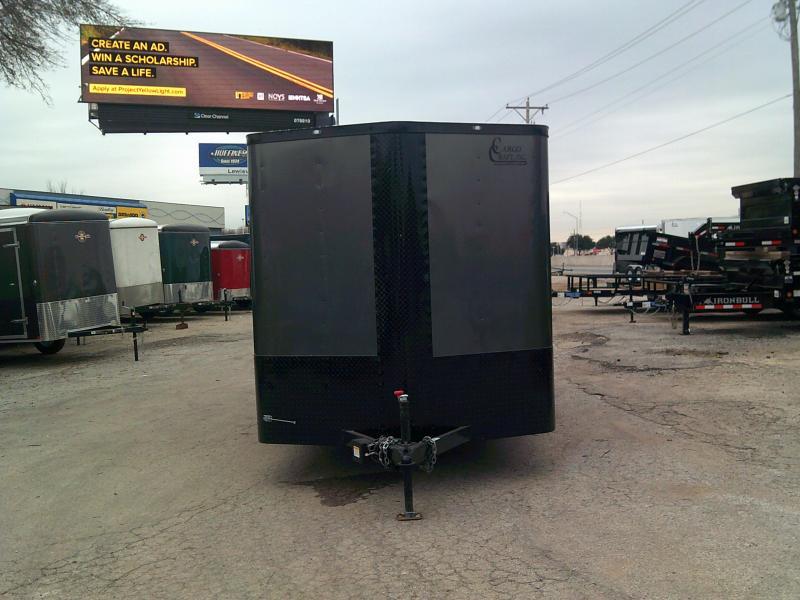 2019 Cargo Craft 7X16 Enclosed Cargo Trailer W/ REAR RAMP