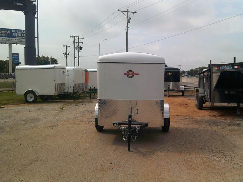 2019 Carry-On 5X8CG Enclosed Cargo Trailer