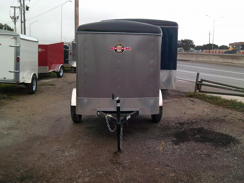 2019 Carry-On 5X8 Enclosed Cargo Trailer