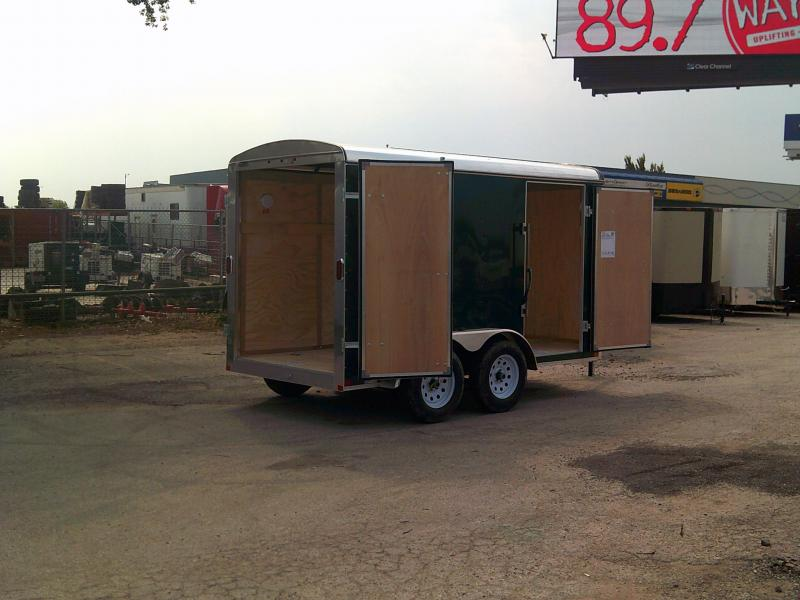 2018 Carry-On 6X12 Enclosed Cargo Trailer