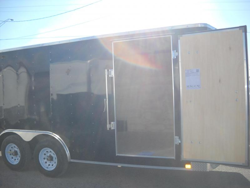2018 Carry-On 8.5X18CGRBN Enclosed Cargo Trailer
