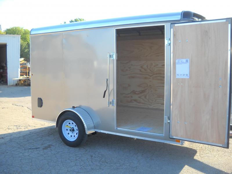 2018 Carry-On 7X12CGR1AXLE Enclosed Cargo Trailer