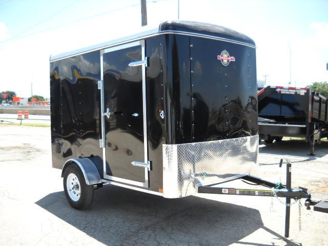 2016 Carry-On 6X10CGR Enclosed Cargo Trailer